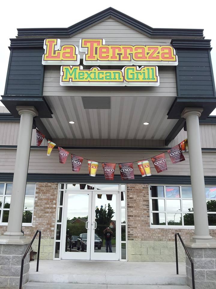 La terraza mexicana grill columbia missouri for Terrazas mexicanas